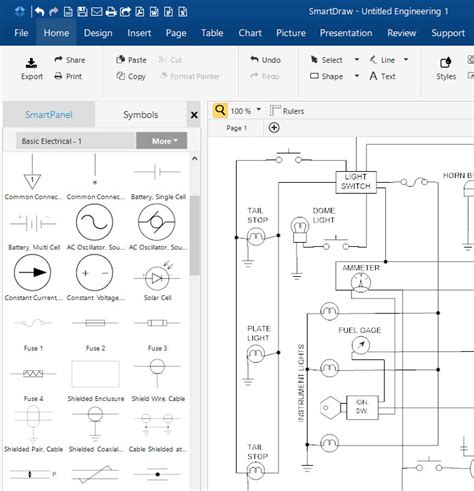 circuit diagram maker free app