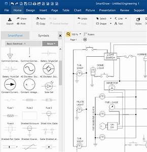 Circuit Diagram Maker