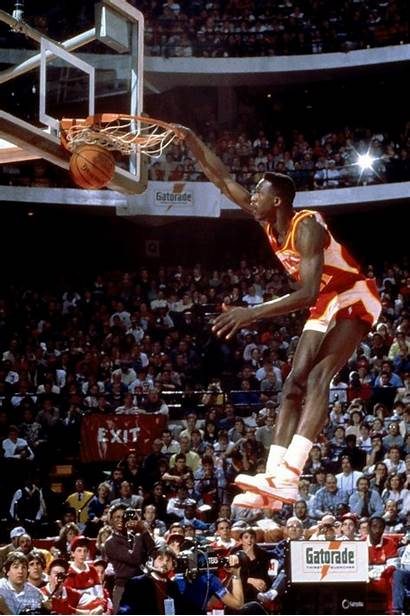 Dunk Jordan Slam Michael Nba Dominique Wilkins