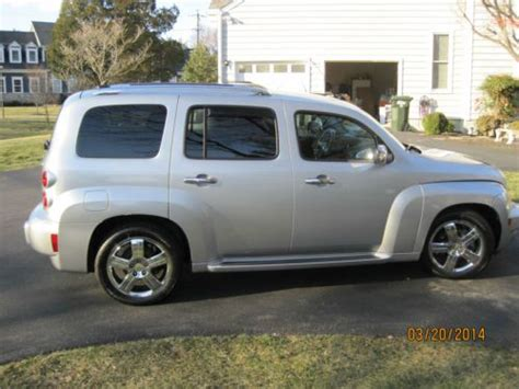 Sell Used 2010 Chevrolet Hhr Lt Wagon 4door 24l New
