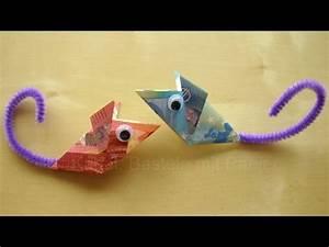 Geld Falten Mäuse Zum Verbraten : geldschein falten maus maus mit geld falten geldgeschenke basteln hochzeit origami ~ Orissabook.com Haus und Dekorationen