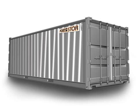 40 X 8 X 8 Cargo Container Portastor