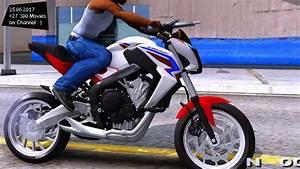 Honda Cb 650 : honda cb 650 r new enb top speed test gta mod future youtube ~ Melissatoandfro.com Idées de Décoration
