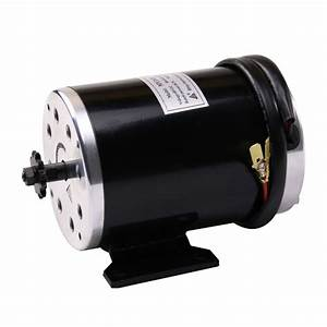 Unite 1000w 48v Dc Electric Motor My1020 With Mounting Bracket 26 7a 3000rpm