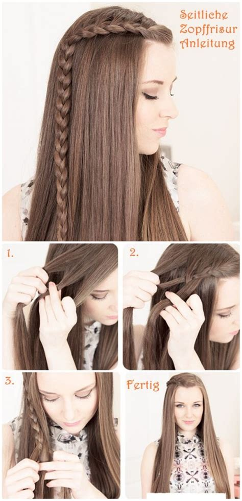 wonderful hairstyle tutorials  long hair