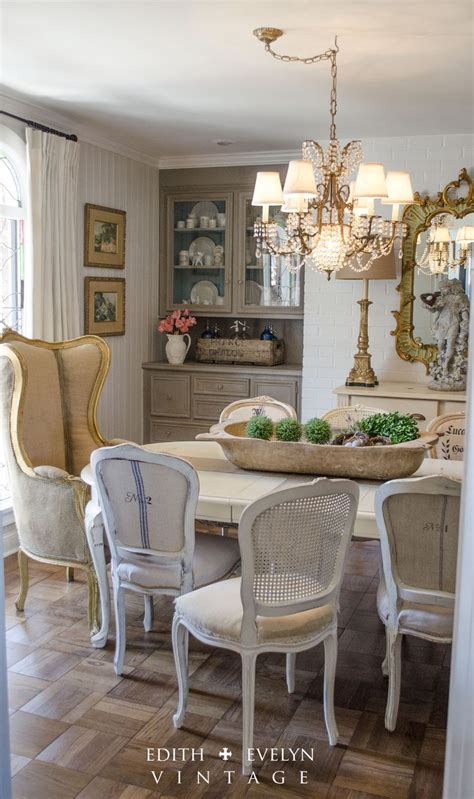 17 Best Ideas About Country Dining Rooms On Pinterest