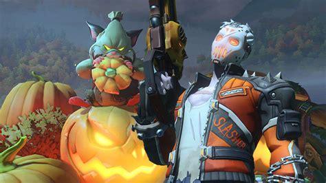 overwatch   skins  halloween terror  gamespot