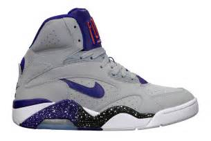 New Air Force 180 Mid Men's Shoes Gray/Purple-El