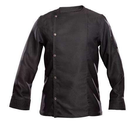 acheter veste de cuisine djone noir veste de cuisine homme homme is a