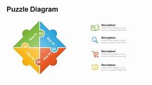 Project Gantt Chart Template Jigsaw Puzzle Pieces Powerpoint Templates Powerslides