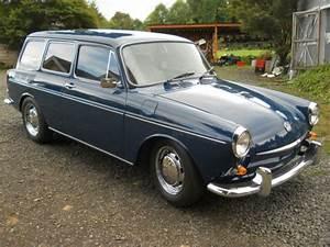 1968 Volkswagen Type 3 Squareback German Cars For Sale Blog