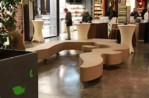 du design contemporain de mobilier pour une galerie With fabricant de meubles contemporains