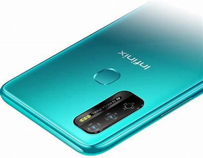 Infinix Play Cyan Quetzal 4gb 64gb Mobile