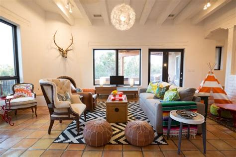 Designer Details Colorful Home by Eclectic Single Family Home Boasts Colors Whimsical