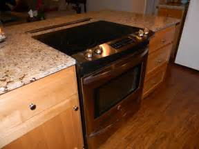 Kitchen Island Stove Remodeling The Kitchen Schue