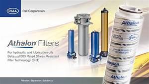 Athalon U2122 Filters