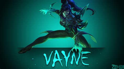 Vayne Animated Wallpaper - soulstealer vayne hd wallpaper background image
