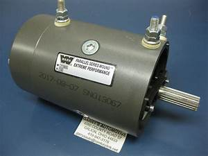 Warn 74756 26629 38894 Winch Replacement Electric Motor