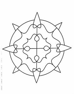 Mandalas geometric to print 7 | Mandalas with Geometric ...