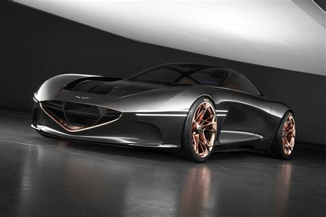 New Car Design : Hyundai Genesis Essentia Concept Car Unveiled In New York