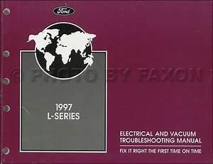Ford L9000 Service Manual