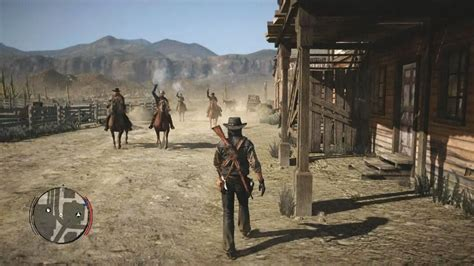 Report: Red Dead Redemption 2 Game Map Leaked