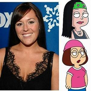 The Faces Behind the voices of Cartoon Characters