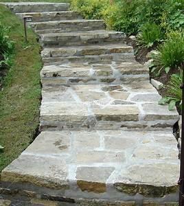 comment realiser soi meme un escalier en pierre With realiser un escalier exterieur