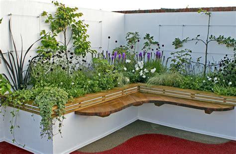 Garten Mit Hochbeeten Gestalten by Hochbeet Auf Der Terrasse 187 So Gestalten Sie Sie Harmonisch