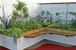 Hochbeet auf der terrasse so gestalten sie sie harmonisch for Hochbeet terrasse