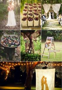 backyard wedding diy backyard wedding ideas 2014 wedding trends part 2