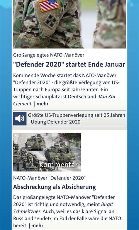 Propagandameldungen vom 14 Januar 2020 Propaganda