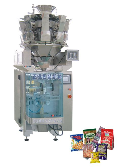 machine cuisine automatic snack food packaging machine vfs5000d anhui