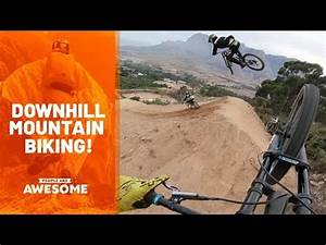Downhill Mountain Bike POV Speed Runs | People Are Awesome ...