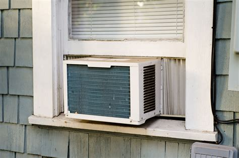 installing wall air conditioner unit