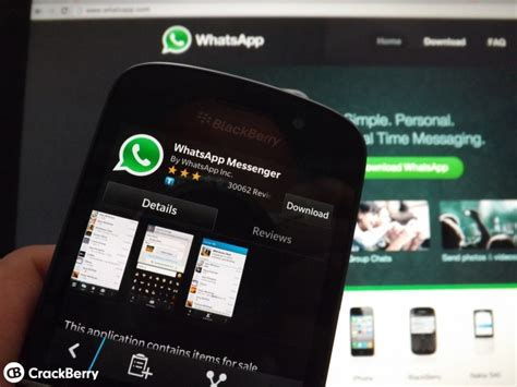 whatsapp for blackberry 10 gets updated once again with new features crackberry