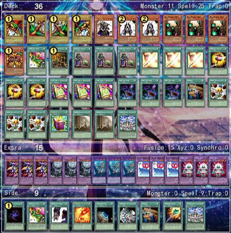 exodia deck 2017 list exodia help decks ygopro forum