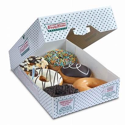 Dozen Half Doughnuts Assorted Krispy Kreme Premium
