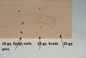 Nailers for baseboard - DoItYourself com Community Forums