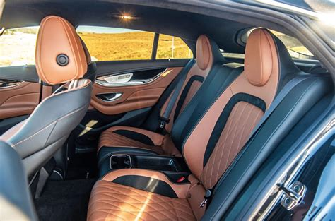 The fact that the most potent 63 s model effortlessly eclipses 150 miles per hour down the circuit of the americas' back straight and expertly romps around its 20 corners are all things i. Mercedes-AMG GT 4-door Coupe Review (2021) | Autocar