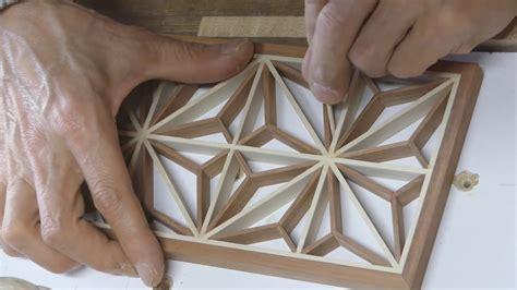 kumiko pattern youtube