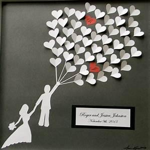Cadeau De Mariage Original : cadeau mariage original faire soi m me en 30 id es supers ~ Melissatoandfro.com Idées de Décoration