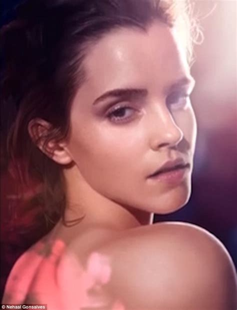 Hyper Realistic Painting Emma Watson That Looks Exactly