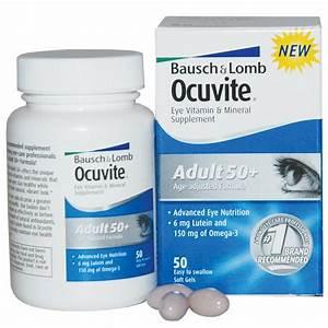 Blueberry Vitamins For Eyes