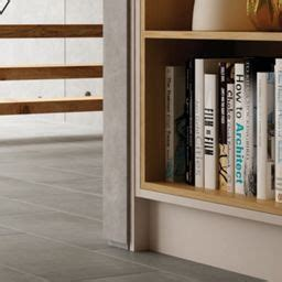 Wickes Bookcase by Wickes Manhattan Grey 300 X 600mm Porcelain Floor Wall