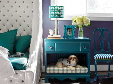 turn  dresser   pet bed  nightstand