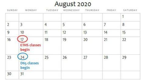 schools start week evanston