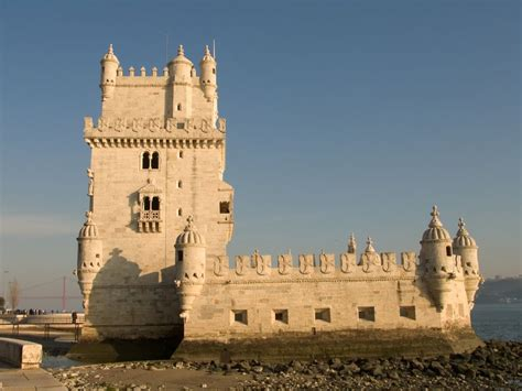 belem walking  lisbon portugal