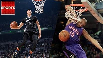 Carter Vince Dunk Contest Wallpapers Griffin Nba