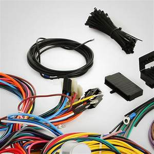 21 Circuit Wiring Harness Chevy Universal Extra For Ford
